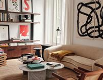 Private Residence II by Cristina Carulla Studio