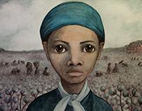 "Harriet Tubman ""Mujeres 3"""