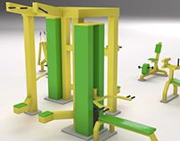 EXERCISE PARK 3D