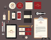 LacQuan Events: Branding and Stationary
