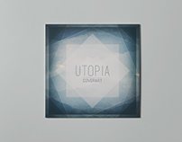 Utopia Pre-made Album cover art for sale
