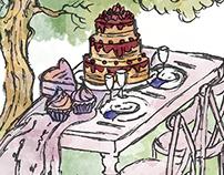 Wedding Stationary - the Butcher Wedding