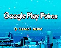 Google Play Points / Pixel Art