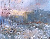 Paints of winter