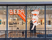 Beer Thirty : Art Show
