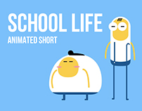 School Life: Very short animations