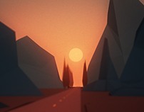 Low poly more stuff