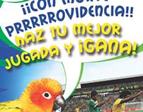 June 2014 Monte Providencia Ad Campaign