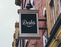 Deshti Fashion - Logo