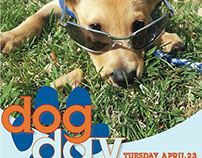 Dog Day at UT Arlington