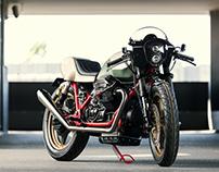 Moto Guzzi Mille