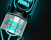 ABSOLUT LEGACY VODKA
