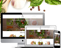 LovEat - web and mobile design