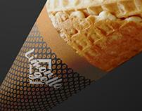 LIMONGELLO GELATO / Logo and Brand Identity
