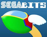SEGAbits.com Logo Designs and Treatments