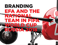 BRANDING EFA AND THE NATIONAL TEAM IN FIFA WORLD CUP