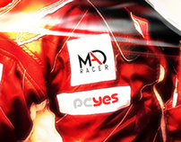 Mad Racer Gaming Chair - PCYES