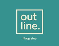 Outline. Magazine