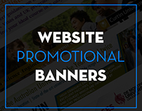 Web Promotional Banners