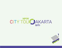 CitytourJakarta Mpok Siti Bus Infographic