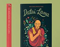 Dalai Lama Book Cover