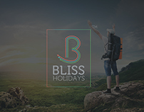 Bliss Holiday Branding!