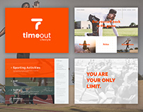 Timeout Lifestyle Design Concepts
