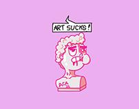 ART SUCKS!