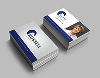 Russell Company Branding