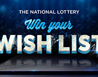 BBC Television - National Lottery - Win Your Wish List