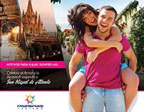 Transpais Turismo - Campaña Posicionamiento 2017