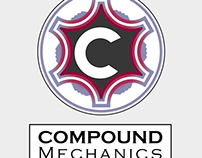 Logo design - compound