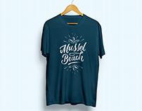Mussel Beach - T-shirt Design