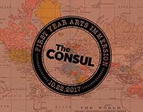 The Consul Logo 7 Branding 2017