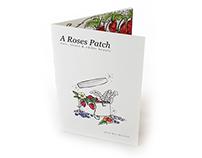 Book Design | A Roses Patch
