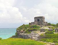 Mayan Ruins, Tulum