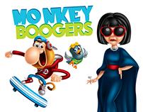 Monkey Boogers!