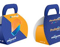 Diseño de empaque para kit de productos