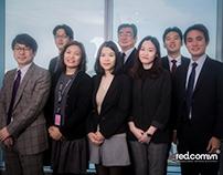 Chụp ảnh nhân sự công ty Hitachi Việt Nam
