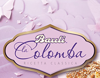 Colomba Bauli 2012 (Easter cake) 2011