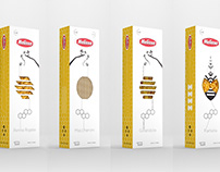 "Melissa ""Bee"" Pasta Packaging"