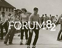 Forum 82 / rink + bar