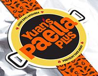 Yuan's Paella Plus