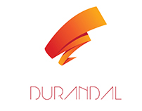 DURANDAL II LOGO designed for Blue Spire Consulting