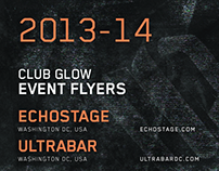 glow_ event flyers 2013-14