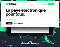 Epaye | la paye électronique pour tous.