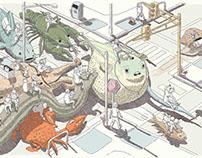 Camino Equivocado - XXVI Catálogo de Ilustradores FILIJ