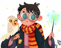 ⚡️HARRY POTTER⚡️
