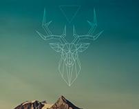 Wallpaper Smartphone / Iphone Deer meets Canada