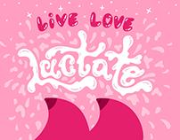 Live, love, lactate